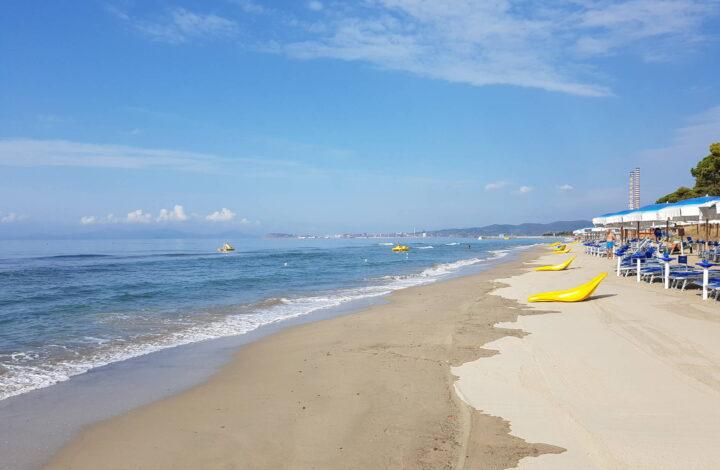 Spiaggia di Mortelliccio